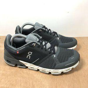On Cloud Cloudflow Lightweight Performance Running Shoes Gray Women Size 10.5